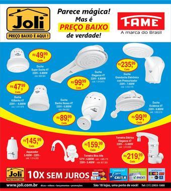 Joli catálogo promocional (válido de 10 até 17 06-07)