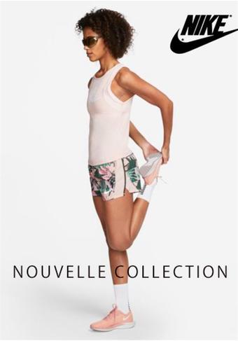 Nike catalogue publicitaire (valable jusqu'au 03-08)