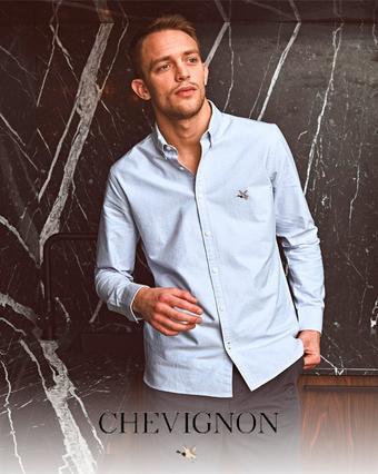 Chevignon catalogue publicitaire (valable jusqu'au 10-08)