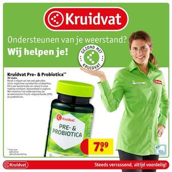 Kruidvat reclame folder (geldig t/m 31-07)