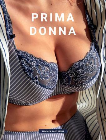 Primadonna reclame folder (geldig t/m 31-08)