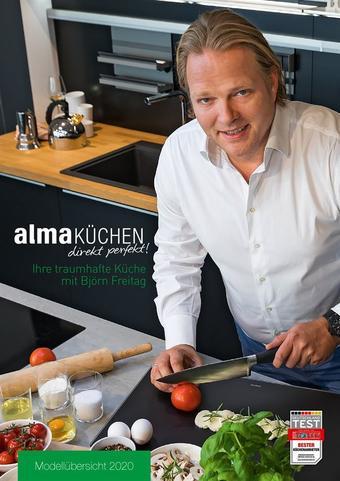 alma Küchen Prospekt (bis einschl. 30-09)