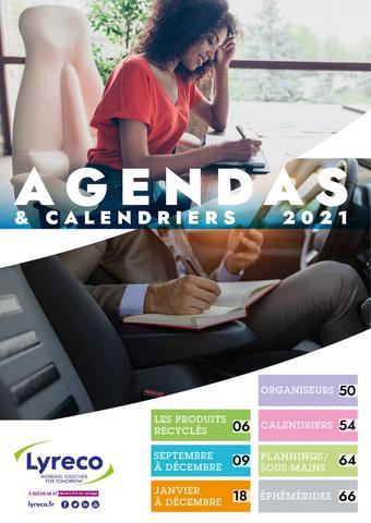 Lyreco catalogue publicitaire (valable jusqu'au 31-03)