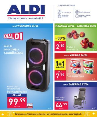 ALDI reclame folder (geldig t/m 03-07)