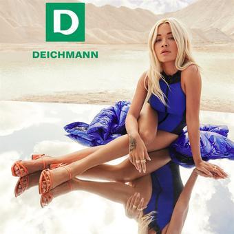 Deichmann catalogue publicitaire (valable jusqu'au 14-08)