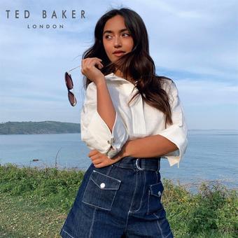 Ted Baker catalogue publicitaire (valable jusqu'au 14-08)