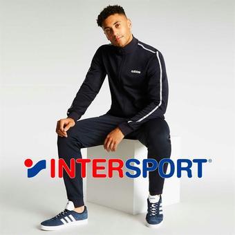 Intersport reclame folder (geldig t/m 20-07)
