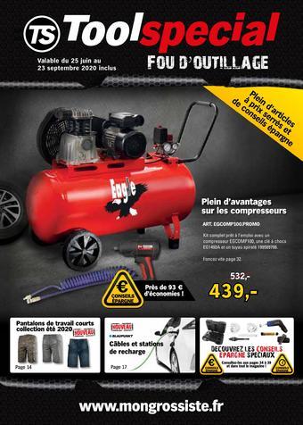 Toolspecial catalogue publicitaire (valable jusqu'au 23-09)