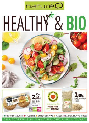 naturéO catalogue publicitaire (valable jusqu'au 05-07)