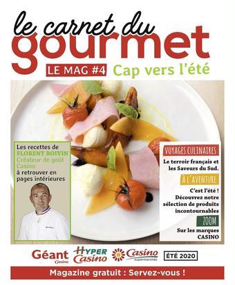 Casino Supermarchés catalogue publicitaire (valable jusqu'au 31-08)