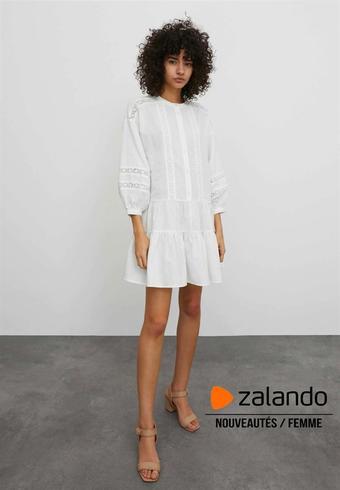 Zalando catalogue publicitaire (valable jusqu'au 28-07)
