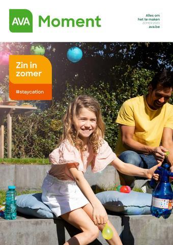 AVA reclame folder (geldig t/m 27-07)