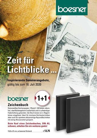 boesner Prospekt (bis einschl. 18-07)