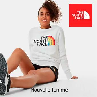 The North Face catalogue publicitaire (valable jusqu'au 10-08)