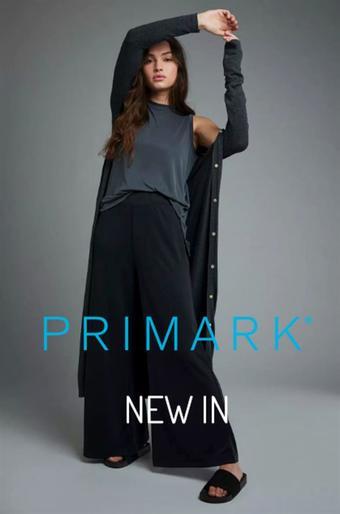 Primark reclame folder (geldig t/m 10-08)