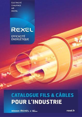 Rexel catalogue publicitaire (valable jusqu'au 31-12)