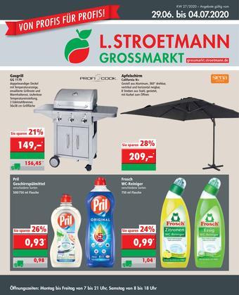 L. STROETMANN GROSSMARKT Prospekt (bis einschl. 04-07)