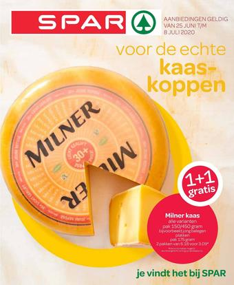 Spar reclame folder (geldig t/m 08-07)