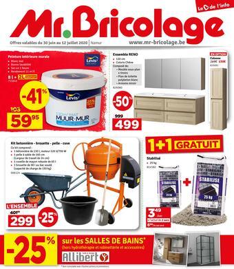Mr Bricolage reclame folder (geldig t/m 12-07)
