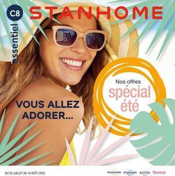 Stanhome catalogue publicitaire (valable jusqu'au 16-08)