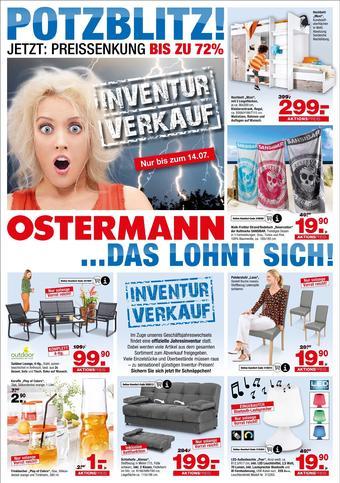 Ostermann Prospekt (bis einschl. 14-07)
