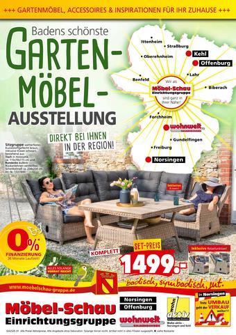 Möbel-Schau Prospekt (bis einschl. 11-07)