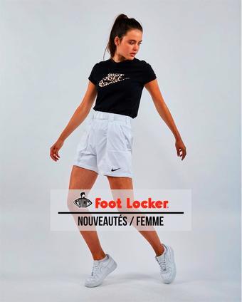 Foot Locker catalogue publicitaire (valable jusqu'au 24-08)