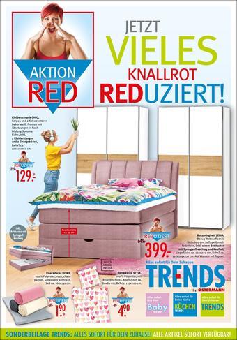 Trends Möbel Prospekt (bis einschl. 14-07)