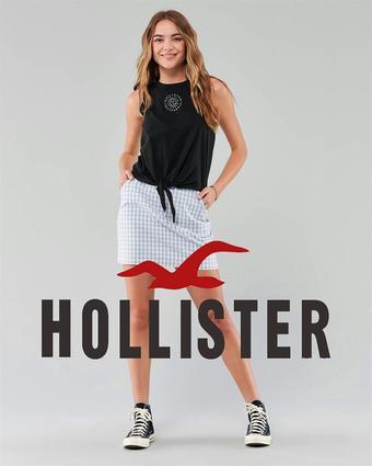 Hollister Prospekt (bis einschl. 22-08)