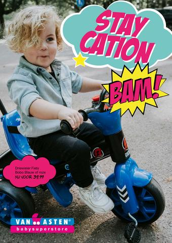 Van Asten BabySuperstore reclame folder (geldig t/m 13-07)