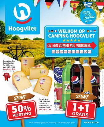Hoogvliet reclame folder (geldig t/m 07-07)
