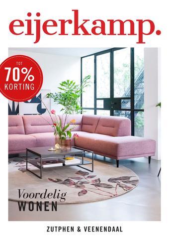 Eijerkamp reclame folder (geldig t/m 26-07)