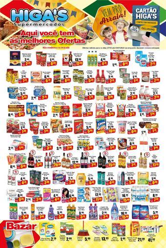 Higa's Supermercado catálogo promocional (válido de 10 até 17 03-07)