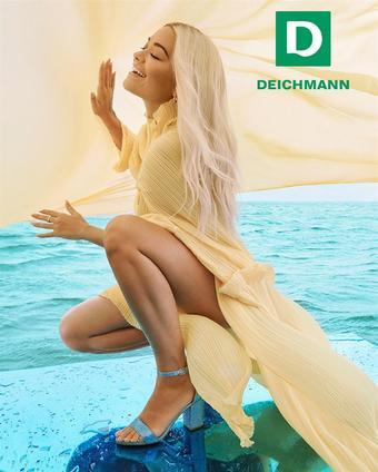 Deichmann catalogue publicitaire (valable jusqu'au 25-08)