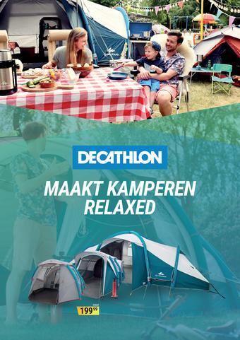 Decathlon reclame folder (geldig t/m 12-07)