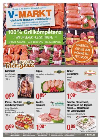 V Markt Prospekt (bis einschl. 08-07)