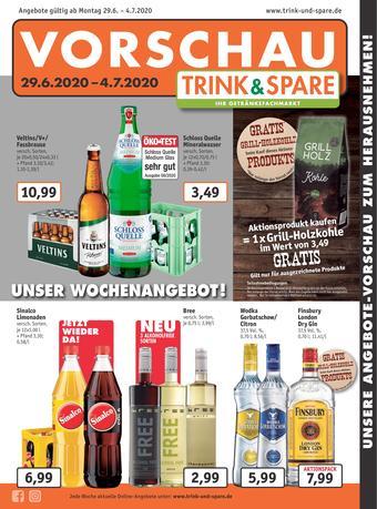 Trink und Spare Prospekt (bis einschl. 04-07)