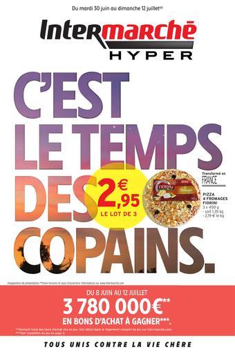 Intermarché catalogue publicitaire (valable jusqu'au 12-07)