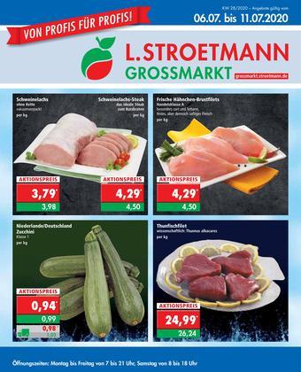 L. STROETMANN GROSSMARKT Prospekt (bis einschl. 11-07)