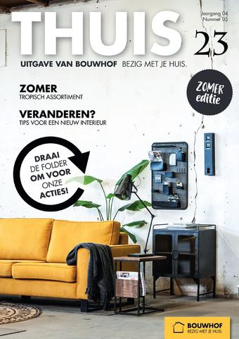 Bouwhof reclame folder (geldig t/m 29-08)