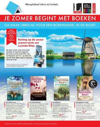 Libris reclame folder (geldig t/m 05-07)