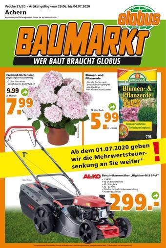 Globus Baumarkt Prospekt (bis einschl. 04-07)