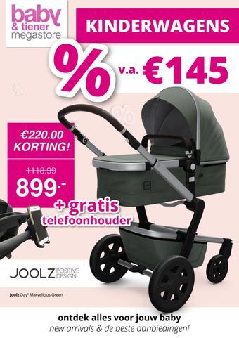 Baby & Tiener reclame folder (geldig t/m 04-07)