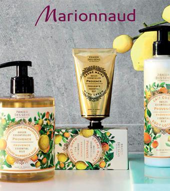 Marionnaud catalogue publicitaire (valable jusqu'au 27-07)