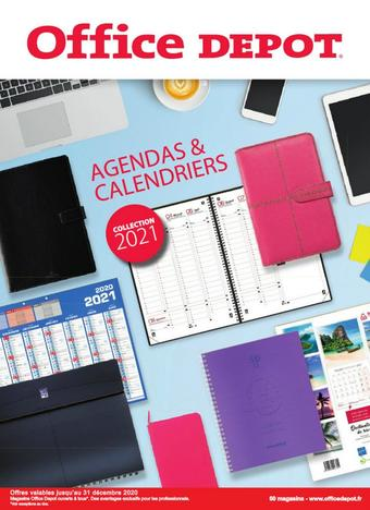 Office Depot catalogue publicitaire (valable jusqu'au 31-12)