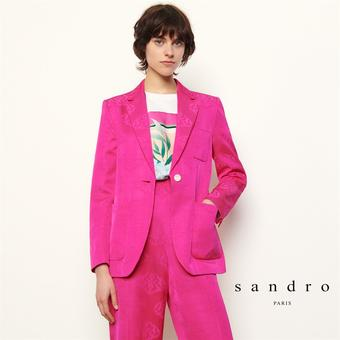 Sandro catalogue publicitaire (valable jusqu'au 27-08)