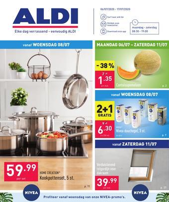 ALDI reclame folder (geldig t/m 17-07)