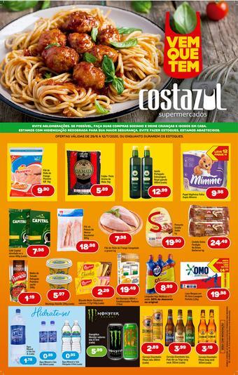 Costazul Supermercados catálogo promocional (válido de 10 até 17 12-07)