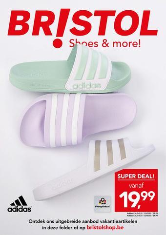 Shoe Discount reclame folder (geldig t/m 26-07)