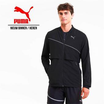 Puma reclame folder (geldig t/m 25-08)